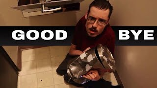 TIME TO SAY GOODBYE 🗑️ - Ricky Berwick