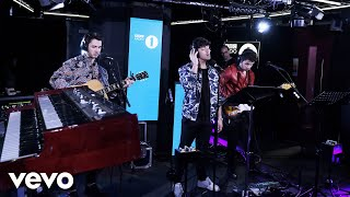 Jonas Brothers   Someone You Loved (Lewis Capaldi Cover) In The Live Lounge