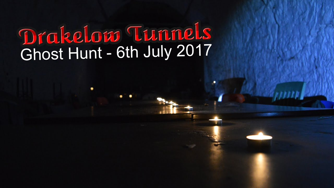 Drakelow Tunnels Ghost Hunt Audio & Photos