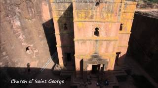 preview picture of video 'Lalibela rock-hewn churches'
