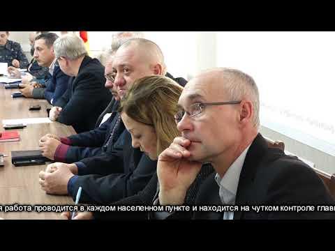 Расширенное оперативное (планерное) совещание Губернатора Ростовской области