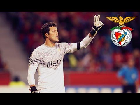 Júlio Cesar - SL Benfica - 2014/2015