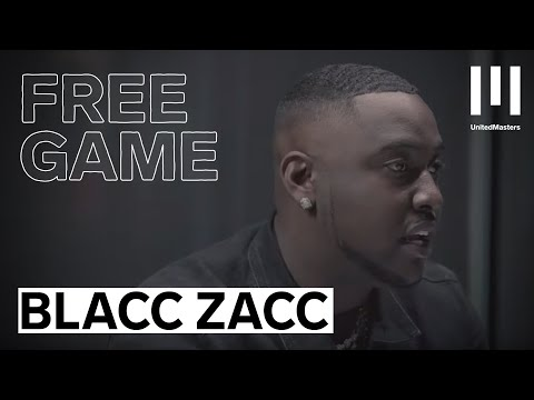 Free Game: Blacc Zacc on What It Takes to Blow Up