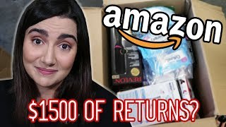 I Bought A Box Of Amazon Customer Returns