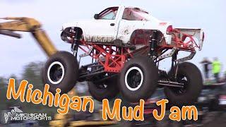 Racing At Mud Jam