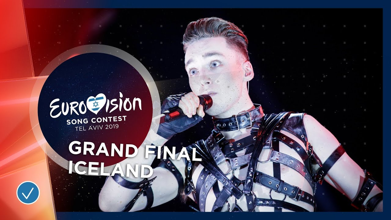 eurovision 2020 island