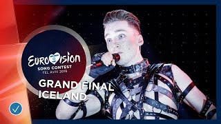 Iceland - LIVE - Hatari - Hatrið Mun Sigra - Grand Final - Eurovision 2019