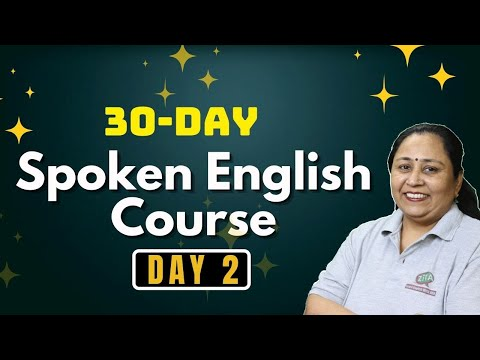 Free Online English Speaking Course| Learn Spoken English In 30 ...