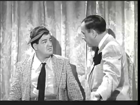 "Abbott & Costello - ""Who's on First?"" Arguably the best routine of all-time."