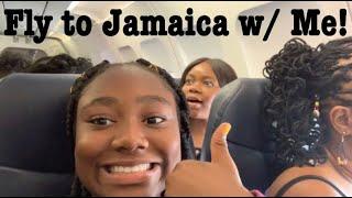 Fly To Jamaica w/ Me!