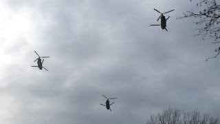 Super Bowl Army Helicopters flyover NY & NJ