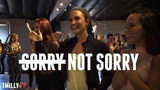Demi Lovato   Sorry Not Sorry   Choreography By Jojo Gomez   #TMillyTV #Dance