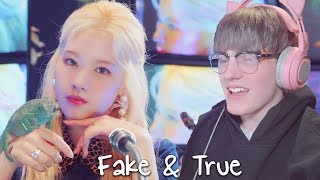The J-Dive: TWICE 'Fake & True' MV reaction!!