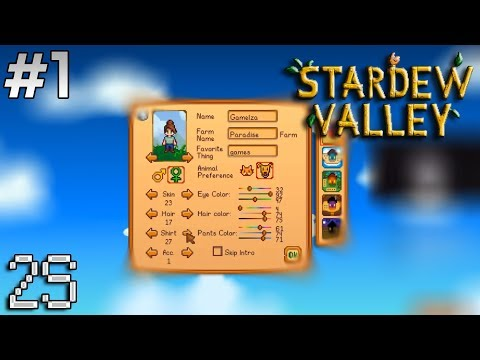 Stardew Valley | 2S | #1 Počátek nového života