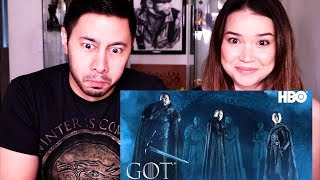 GAME OF THRONES SEASON 8 | Crypts of Winterfell | Teaser Reaction!