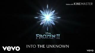 Frozen 2 |Into The Unknown| 1 Hour Loop