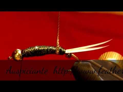 Tying PRINCE –Peacok Herl Flash