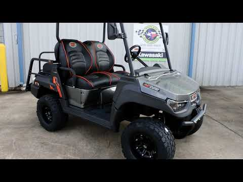 2021 eNVy Neighborhood Vehicle THE ENVY in La Marque, Texas - Video 1