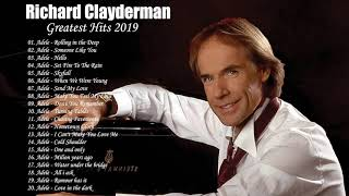 Richard Clayderman Top 25 Best Classic Piano Music ♪ Piano Solo Playlist Musican Playlist