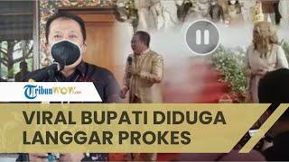 Viral Video Bupati Jember Hendy Nyanyi Tanpa Masker di Pesta Pernikahan, Satgas Covid: Kami Periksa