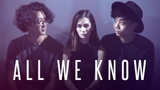 All We Know - The Chainsmokers   BILLbilly01 ft. Alyn and Violette Wautier Cover