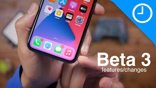 IOS 14 Beta 3 - Top Features/Changes!