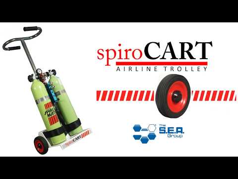 spiroCART air cylinder trolley