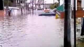 preview picture of video 'Inundaciones minatitlan,veracruz.'