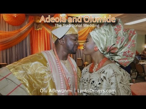 Nigerian Wedding: Adeola and Olumide - The Traditional Wedding