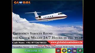 Wide-Transfer through Best Air Ambulance Services in Jabalpur