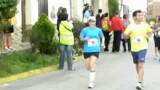 preview picture of video 'San Cristobal de Segovia  primera carrera popular 2011.'