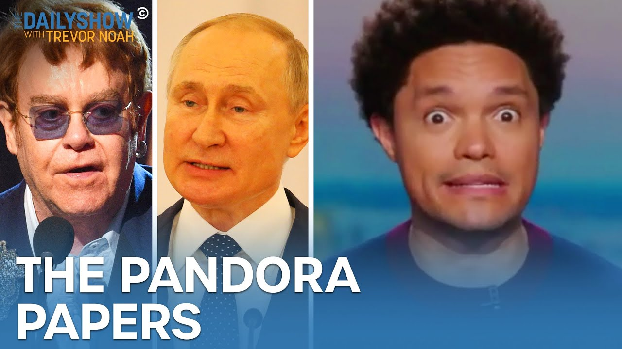 The Pandora Documents: How the Mega-Rich Have Actually Been Leaving Paying Taxes The Daily Program thumbnail
