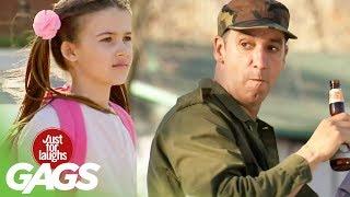 bromas soldado e hija