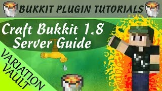 How To Create A Minecraft CraftBukkit Server WORKS - Minecraft server erstellen 1 8 spigot