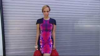 Тайра Бэнкс, Message from Tyra - Get Inspired, Fan Judges! - ANTM Cycle 19: College Edition