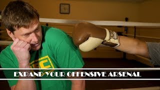 Offensive Boxing Strategy | Tricks To Expand Your Arsenal