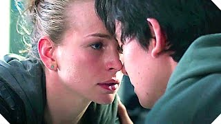 THE SPACE BETWEEN US Final Trailer 2017 Britt Robertson Asa Butterfield Teen Movie HD