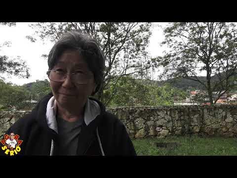 Dona Satiko explica porque a Casa do mel que está pronta não funciona em Juquitiba, era só oque faltava...