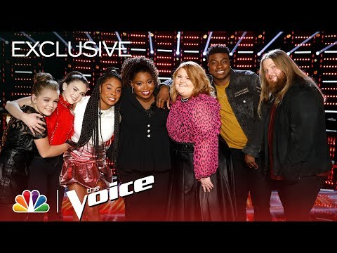 These Are The Top 8 - The Voice 2018 (Digital Exclusive) Mp3