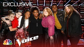 These Are The Top 8 - The Voice 2018 (Digital Exclusive)