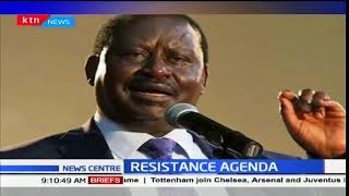 NASA leader, Raila Odinga expected to address a public forum in Washington DC