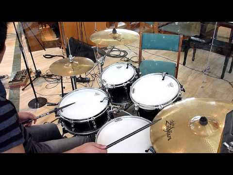 Drums   POV   Cover   Praise and Worship   Awesome God