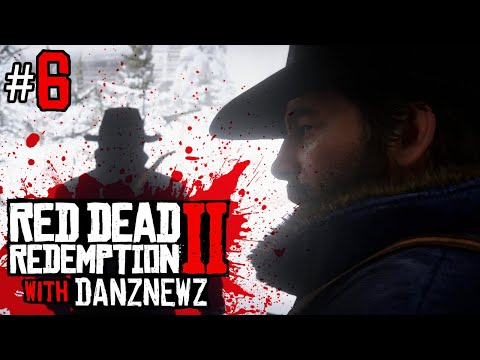 THE FIRST HUNT | Red Dead Redemption 2 with Danz Newz - Part 6