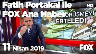 YSK, Iğdır'da Seçimi Iptal Etmemişti... 11 Nisan 2019 Fatih Portakal Ile FOX Ana Haber