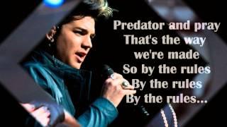 Adam Lambert By the rules