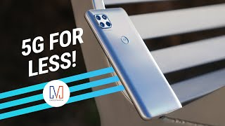 Motorola One 5G Ace Hands-on: 5G for Less!