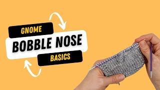 5 stitch bobble tutorial