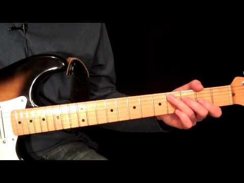 Augmented Triad Inversions - Advanced Guitar Lesson