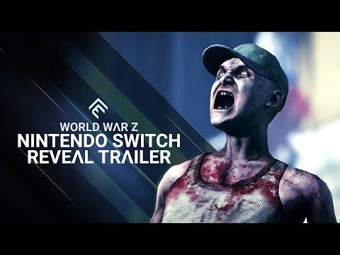 World War Z : World War Z - Nintendo Switch Release Date Reveal Trailer