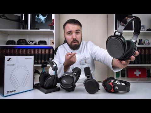 In Deutschland verboten? Dieser limitierte Kopfhörer soll einer der Besten sein! Sennheiser HD 58X
